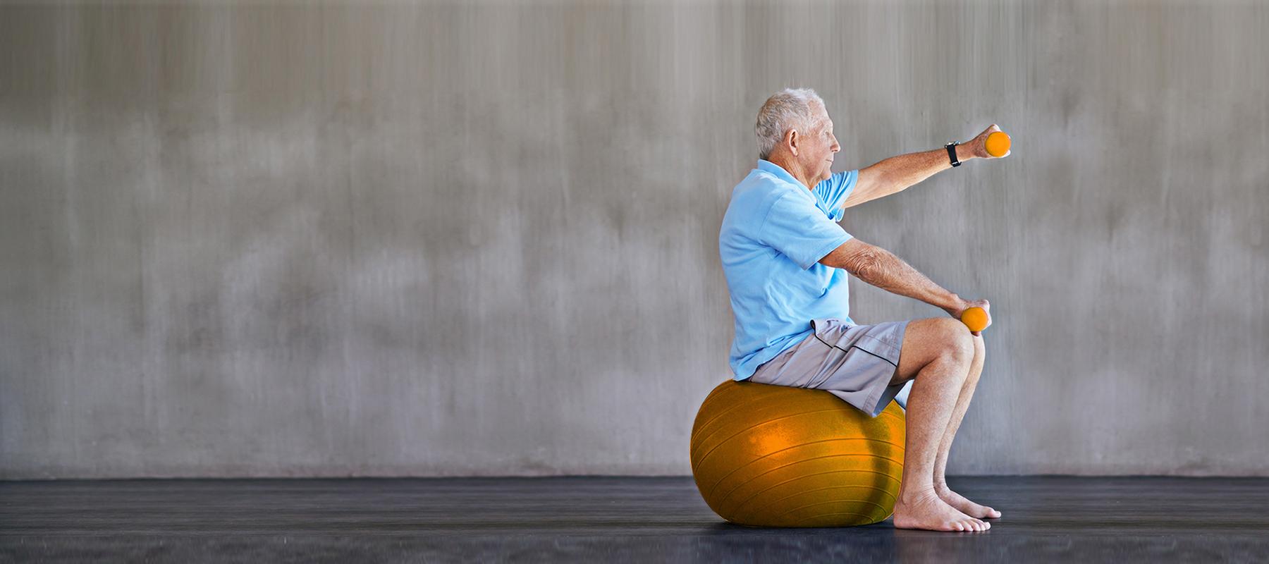 SMC Fysiotherapie Zaanstad Slider Man breed