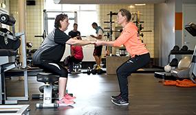 SMC Fysiotherapie Plus praktijk voor gezond worden