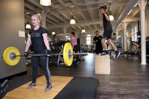 Medisch Fitness SMC Zaanstad Groep Death Lift