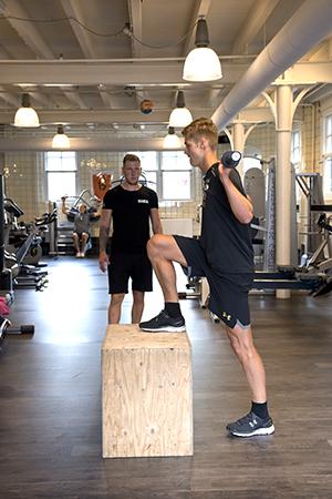 Sportbegeleiding Zaanstad door SMC Fysiotherapie